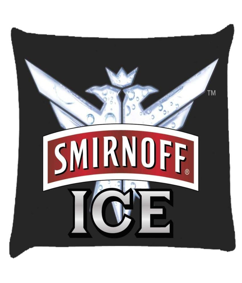 Snoogg Smirnoff Ice Cushion Cover