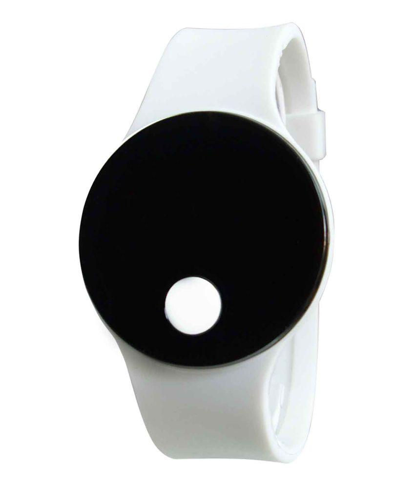 2da5da9be A Avon Sports Black Dial Digital LED Watch - 1001479 Price in India ...