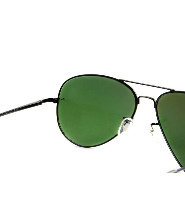green aviator sunglasses  Dolkar Green Aviator Sunglasses For Men - Buy Dolkar Green Aviator ...