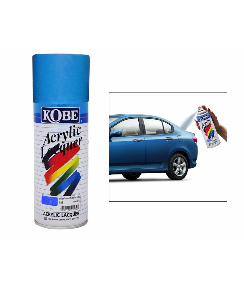 kobe car touchup spray paint 400ml deep blue toyota. Black Bedroom Furniture Sets. Home Design Ideas