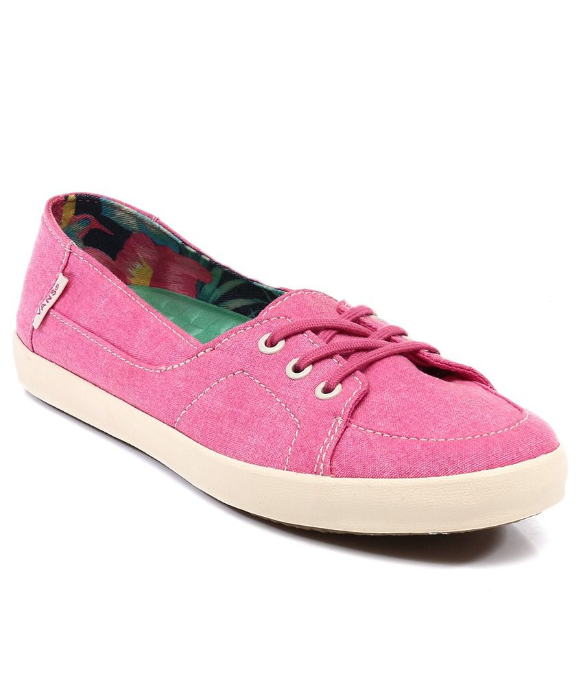 fa3048516e VANS Palisades Vulc Pink Casual Shoes Price in India- Buy VANS Palisades  Vulc Pink Casual Shoes Online at Snapdeal
