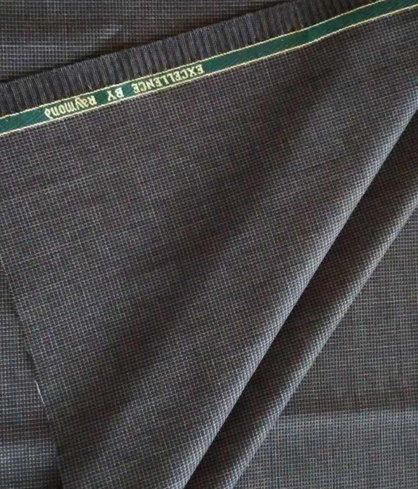 7ce0279823a Raymond Gray Terry Wool Trouser Fabric - Buy Raymond Gray Terry Wool  Trouser Fabric Online at Low Price in India - Snapdeal