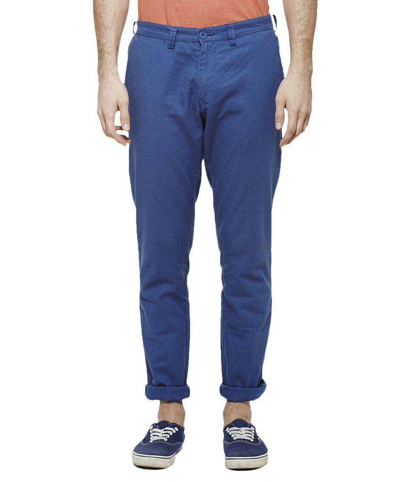 United Colors of Benetton BLUE Trouser