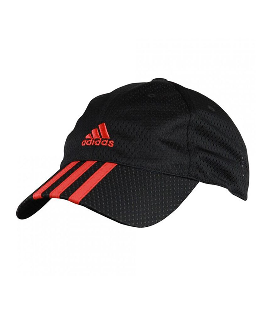0bb0c11787c Adidas Black Polyester Summer Baseball Cap For Men - Buy Online   Rs ...