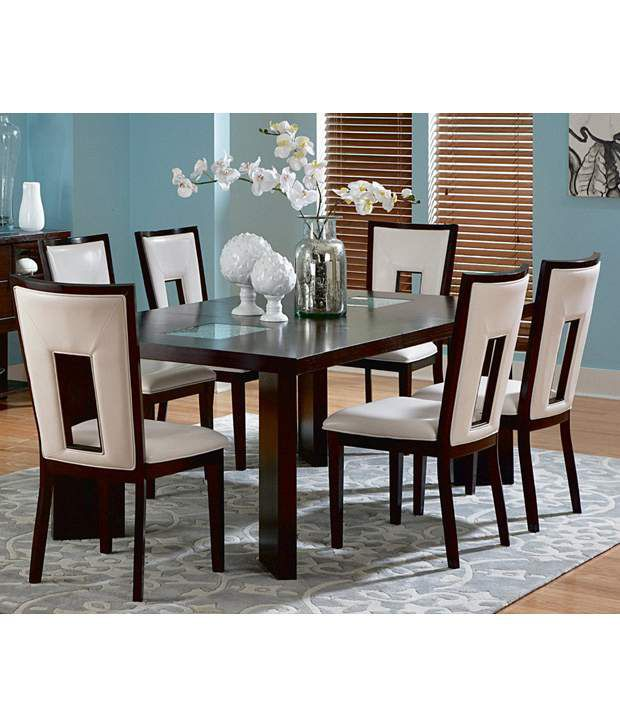 6 Chair Dining Table Price In India