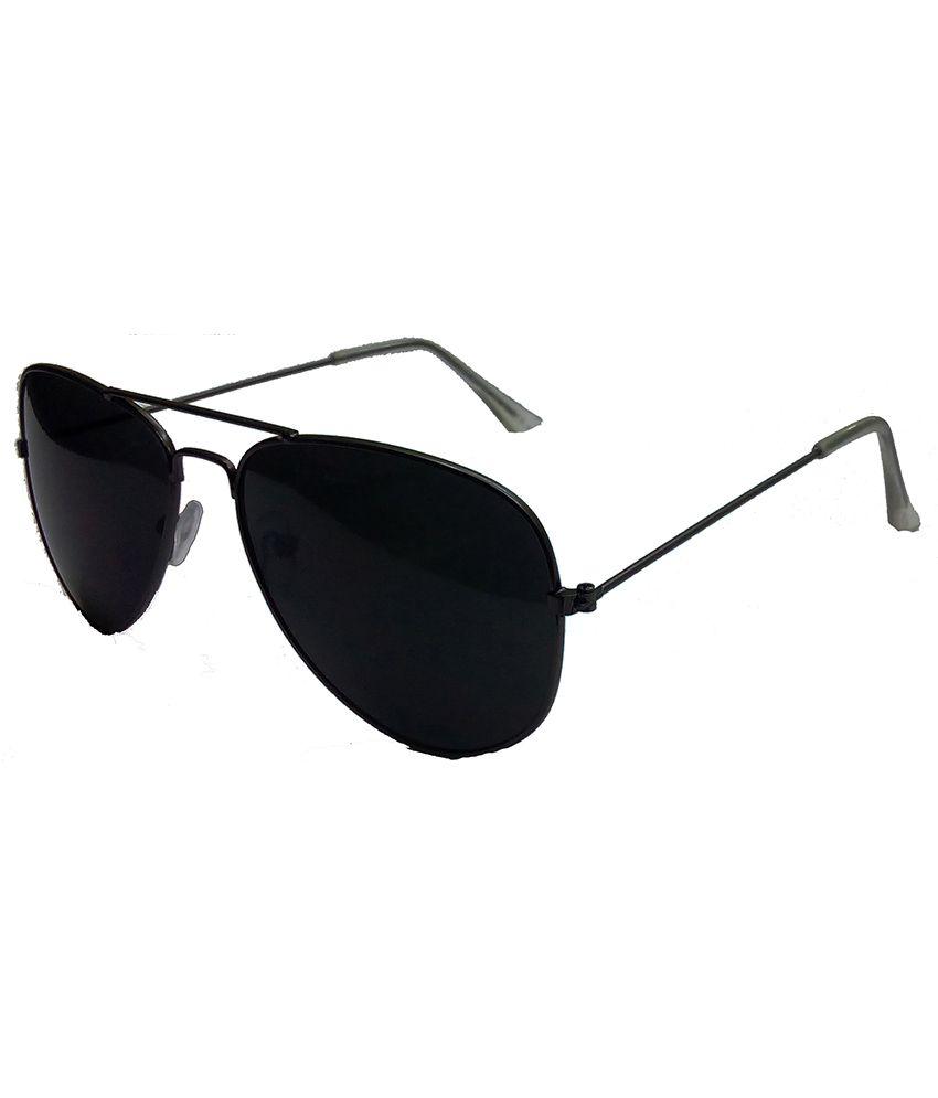 f092edd5b562 Nilraj Chasma Ghar Black Metal Aviator Local Sunglasses - Buy Nilraj Chasma  Ghar Black Metal Aviator Local Sunglasses Online at Low Price - Snapdeal