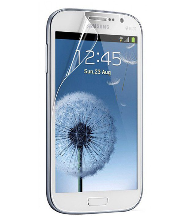 Roca Screen Guard For Samsung 8262 - Clear