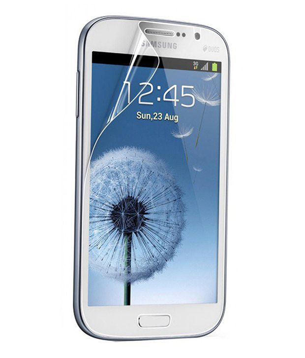 Roca Screen Guard For Samsung S2 - Clear