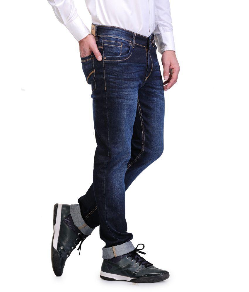 Vintage Blue Blue Jeans