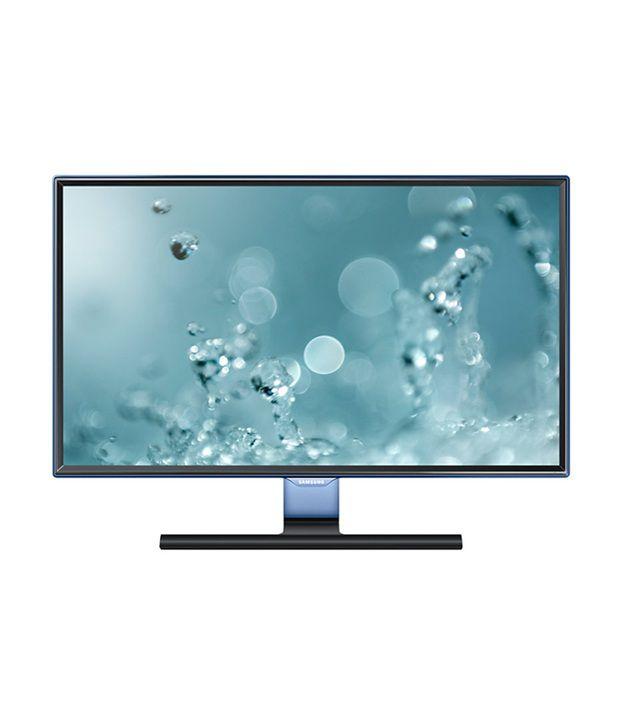 Samsung 68.5 cm (27) Ls27e390hs/xl Pls Led Monitor With Hdmi Port