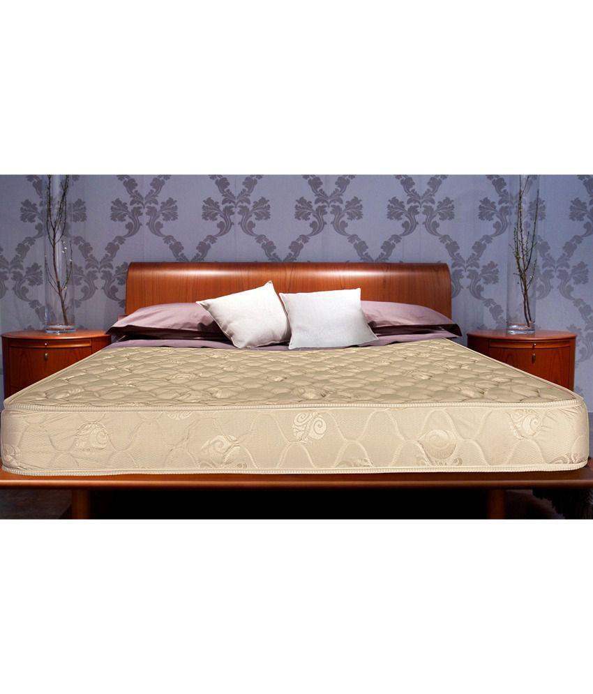 kurlon daze 6 inches spring mattress queen size buy kurlon daze 6 inches spring mattress. Black Bedroom Furniture Sets. Home Design Ideas
