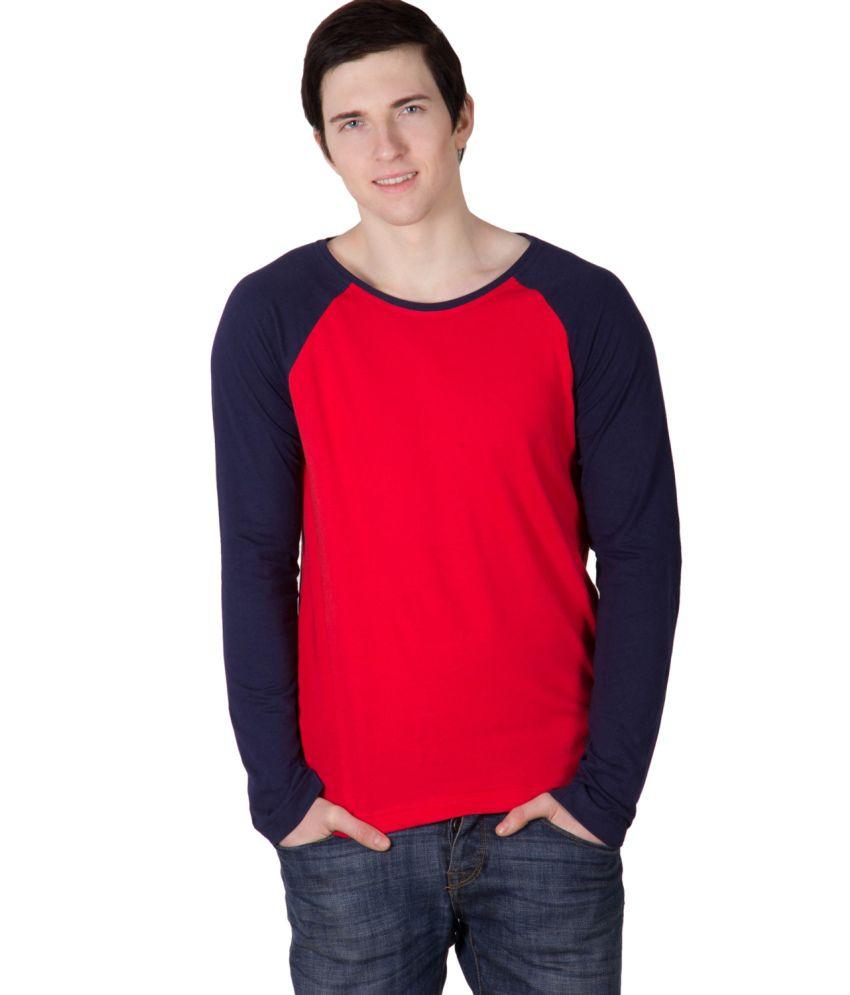 Rigo Red Cotton T Shirt