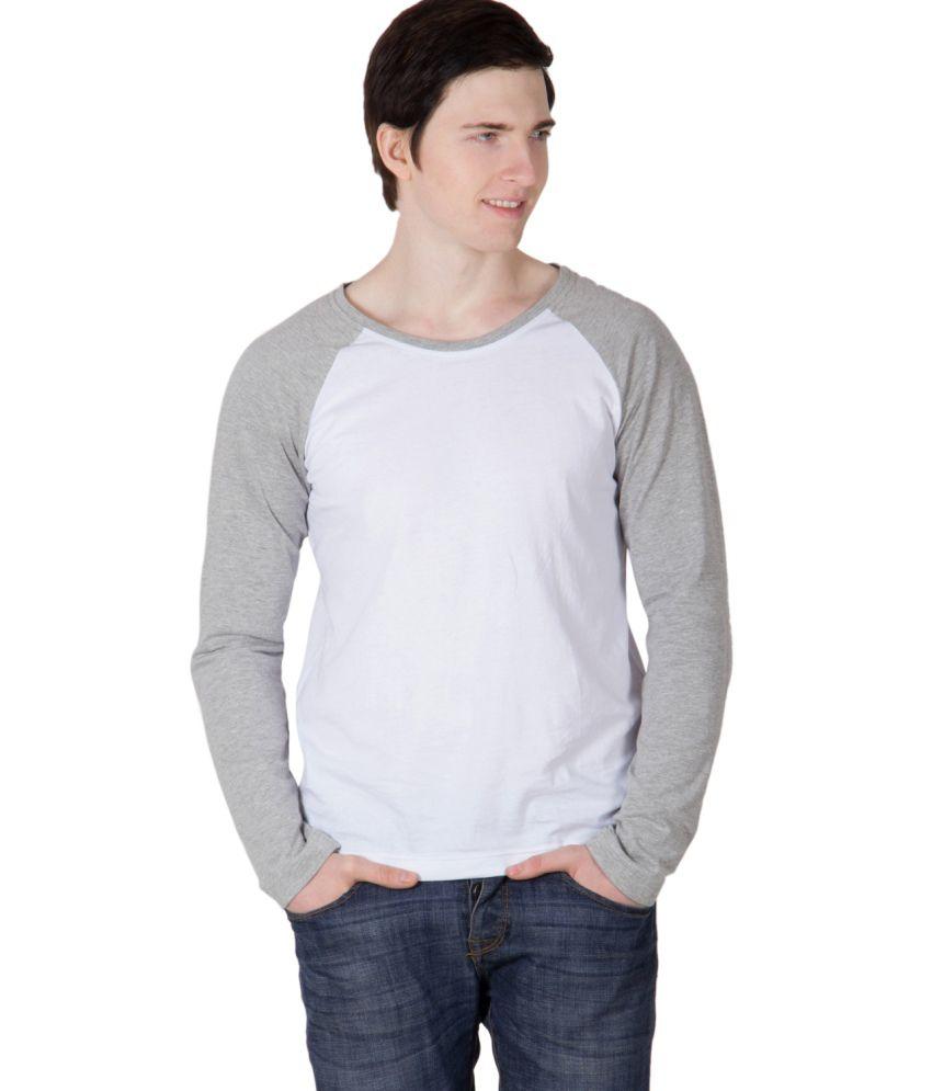 Rigo White Cotton T Shirt
