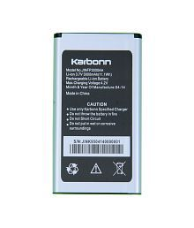 Karbonn K95 Original Mobile battery with 3000 mAh for sale  Delivered anywhere in India