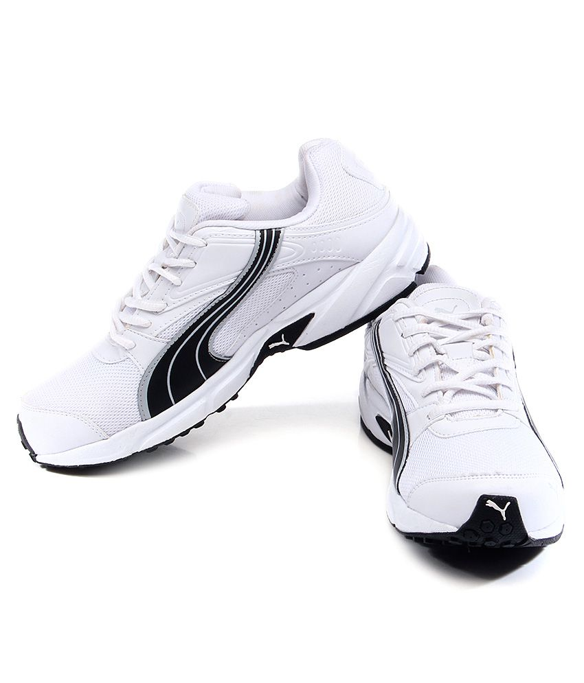 eac948450f6c Puma Volt White And Black Sports Shoes - Buy Puma Volt White And ...