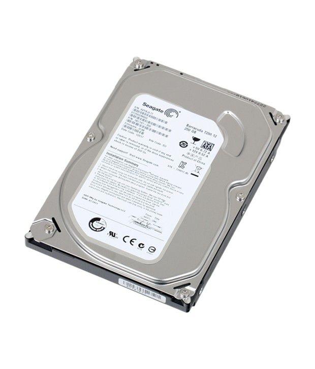 SEAGATE 250gb Internal Hardisk