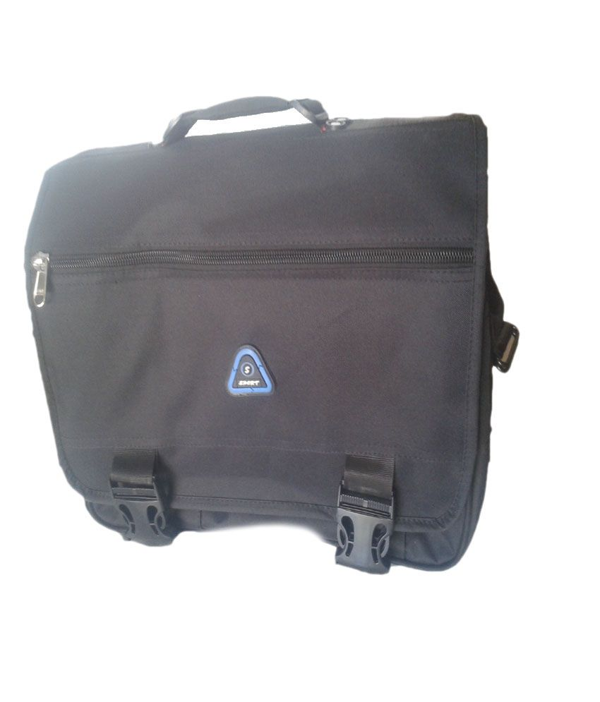 Bajaj Black Canvas Cloth Tool Bag