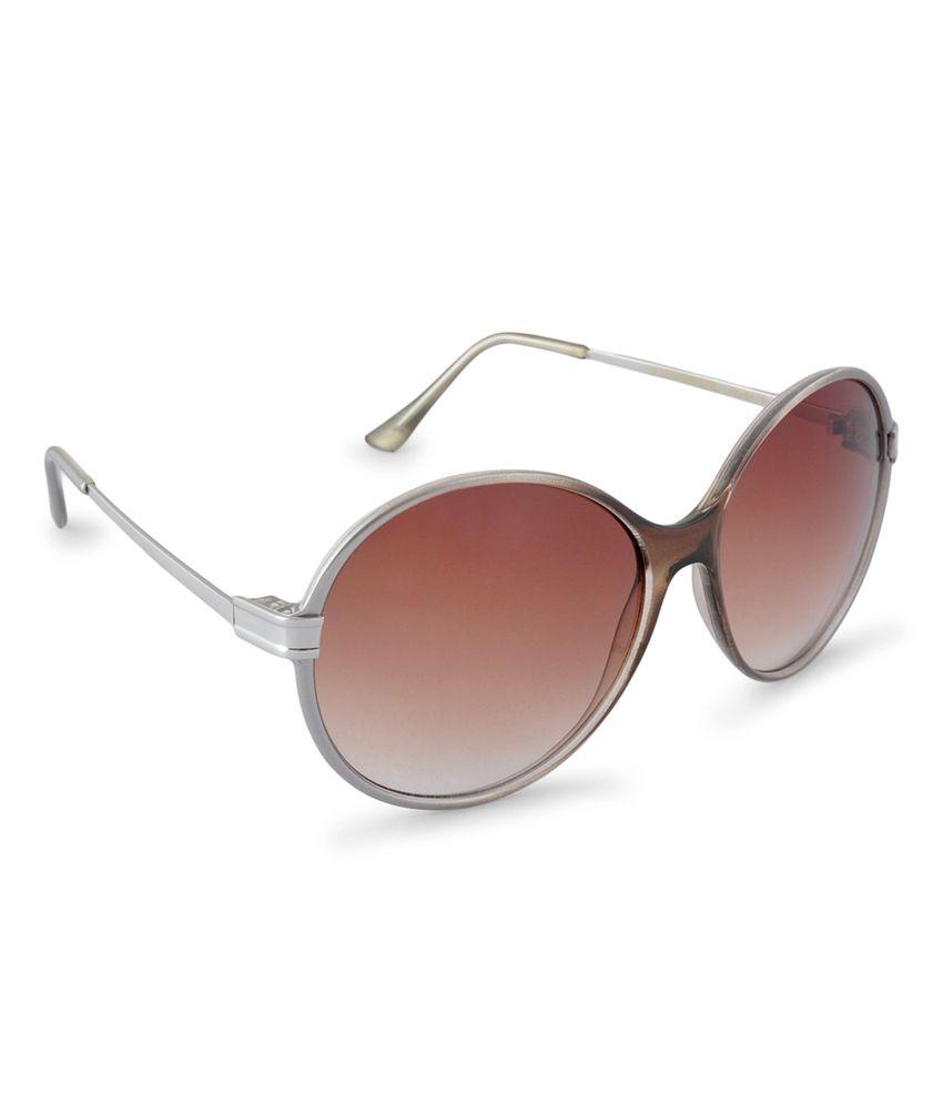 Stol'n 58101-22 Grey Wayfarer Sunglasses for Women