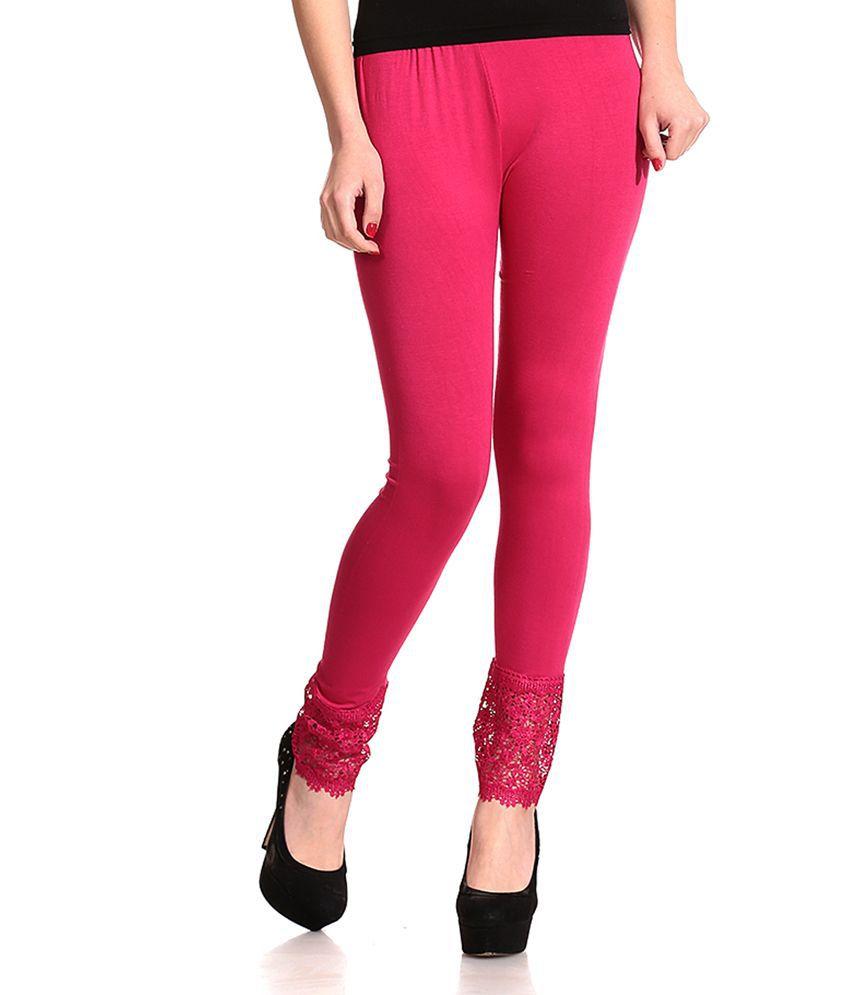 Concepts Pink Cotton Lycra Plazzo