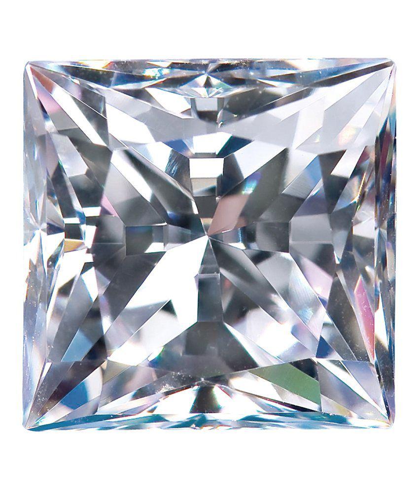 Diamond Nexus India Lab Created Loose Diamonds,0.64 Ct Princess Cut,D-Color,IF Clarity,AIG Certified(USA)