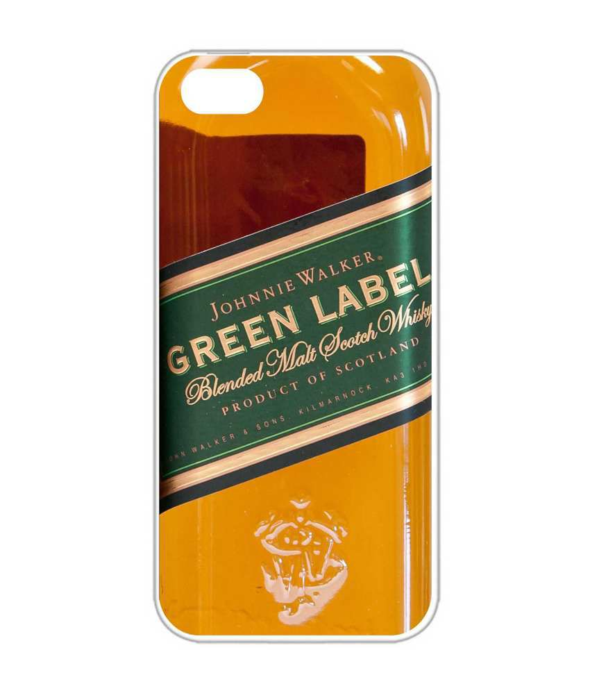 Anger Beast Johnnie Walker Green Label IPhone Back Cover
