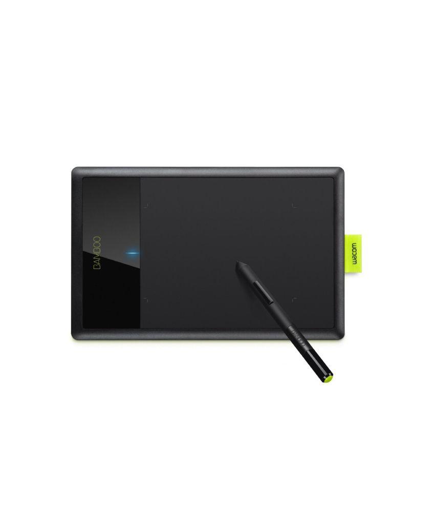 Wacom One Medium (ctl-671/k0-c) Creative Pen Tablet With Digital Stylus  (8 5 X 5 3 Inch)