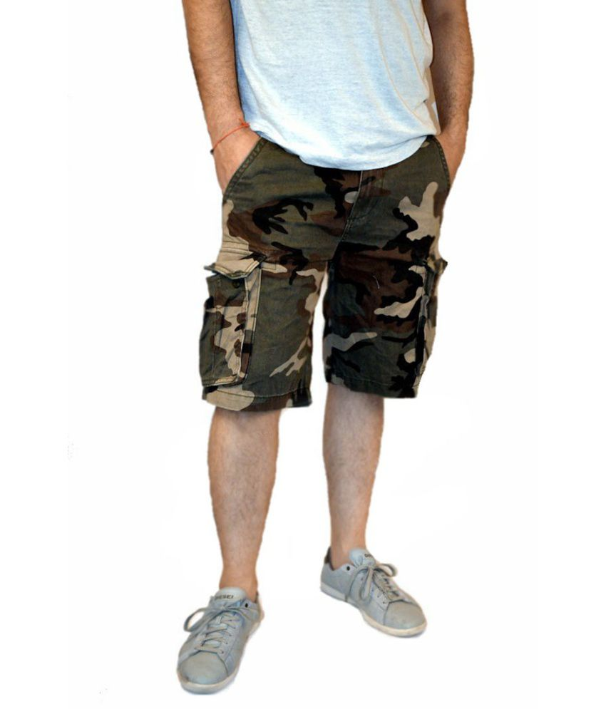 918681dd2e Old Navy Camouflage Men's Military print Shorts - Buy Old Navy ...