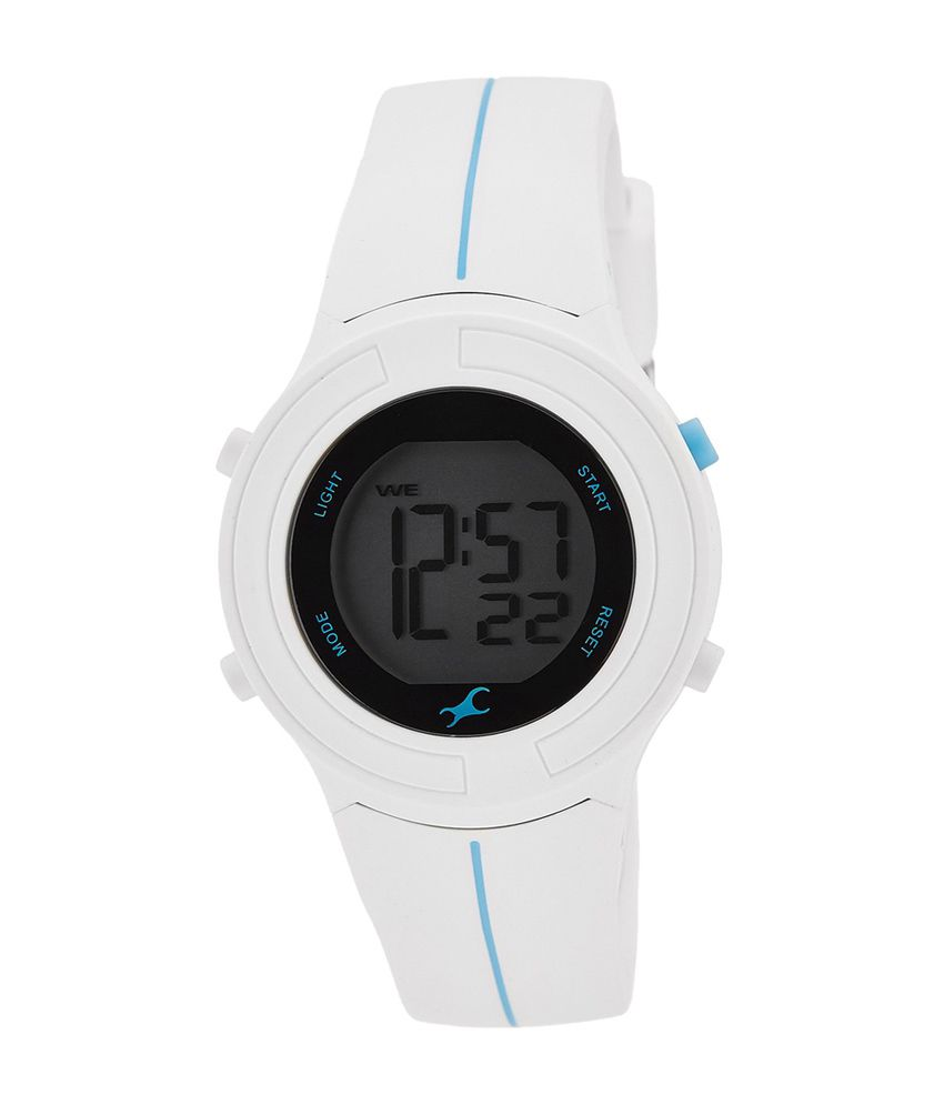 edcce2ffe Fastrack Casual Digital Gray Dial Women's Watch 68002PP02J Price in India:  Buy Fastrack Casual Digital Gray Dial Women's Watch 68002PP02J Online at  Snapdeal