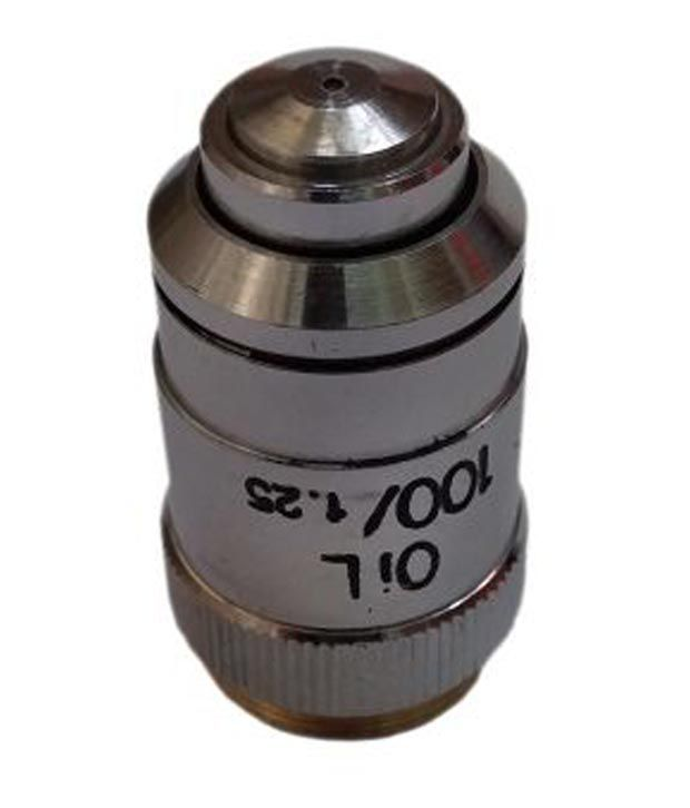 Nsaw Microscope 100x Objective Lens