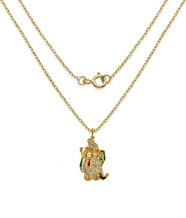 Shraddha golden radha krishna pendant buy online at low price in shraddha golden radha krishna pendant aloadofball Image collections