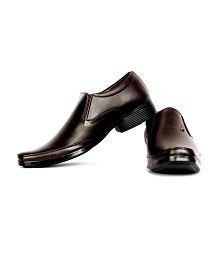 Sam Stefy Brown Formal Shoes