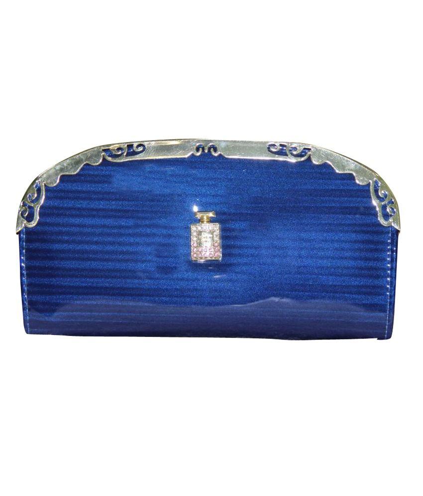 Citylife Blue Womens Wallet
