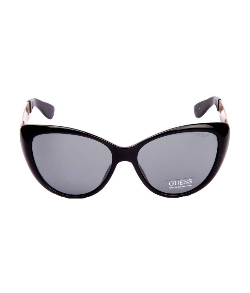 bc5cff3627b Guess Black Cat Eye Women Sunglasses Guess Black Cat Eye Women Sunglasses  ...