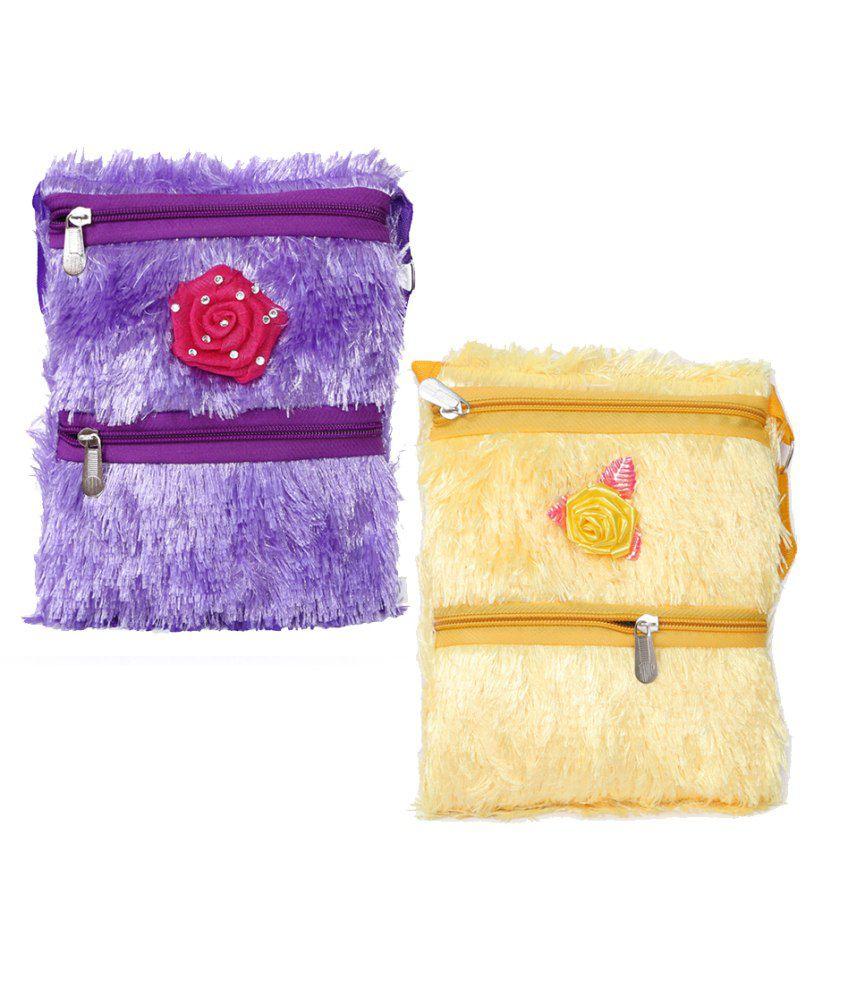 Kritika House Shoulder Bags Pack Of 2