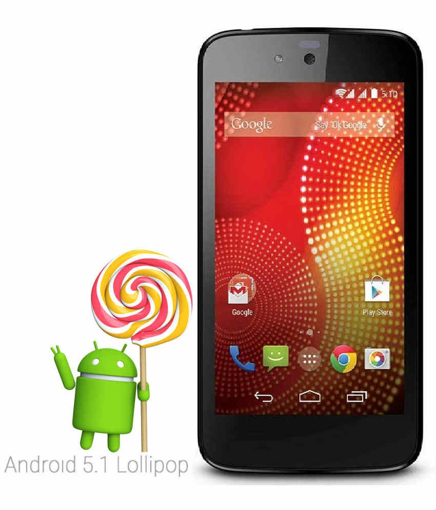 Karbonn Sparkle V Android One Wild Red