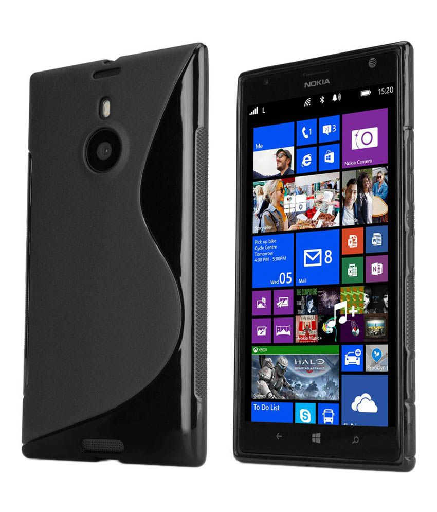 pretty nice a7b7e 93ece Clorox Back Cover for Microsoft Lumia 640 XL - Black