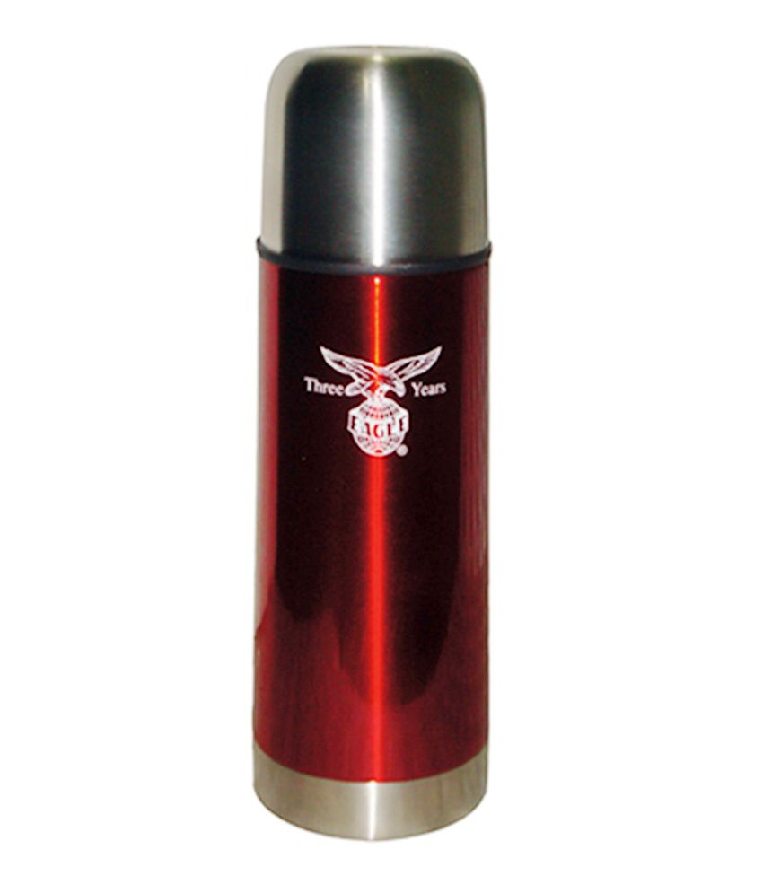 Eagle Home Stainless Steel Silver Ruby Flask - 750 Ml  available at snapdeal for Rs.1149