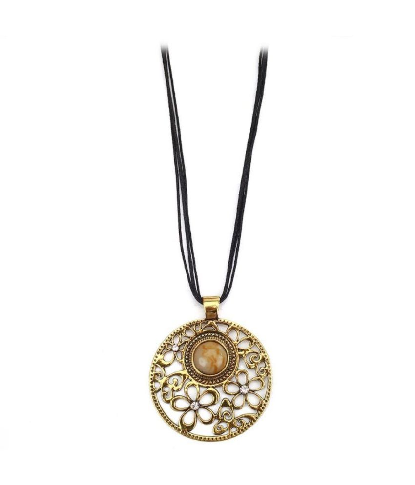 Madclozet Copper Alloy Necklace