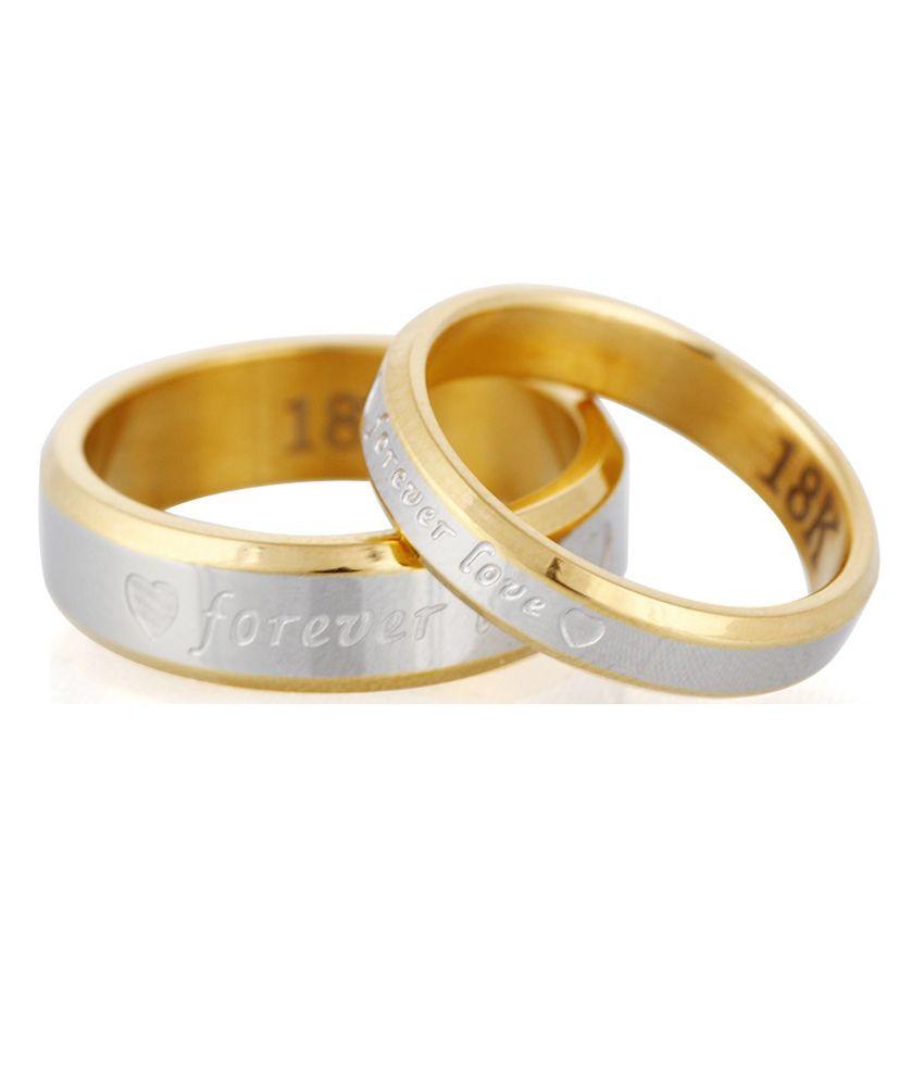 Aaishwarya Forever Love Couple Rings: Buy Aaishwarya Forever Love ...