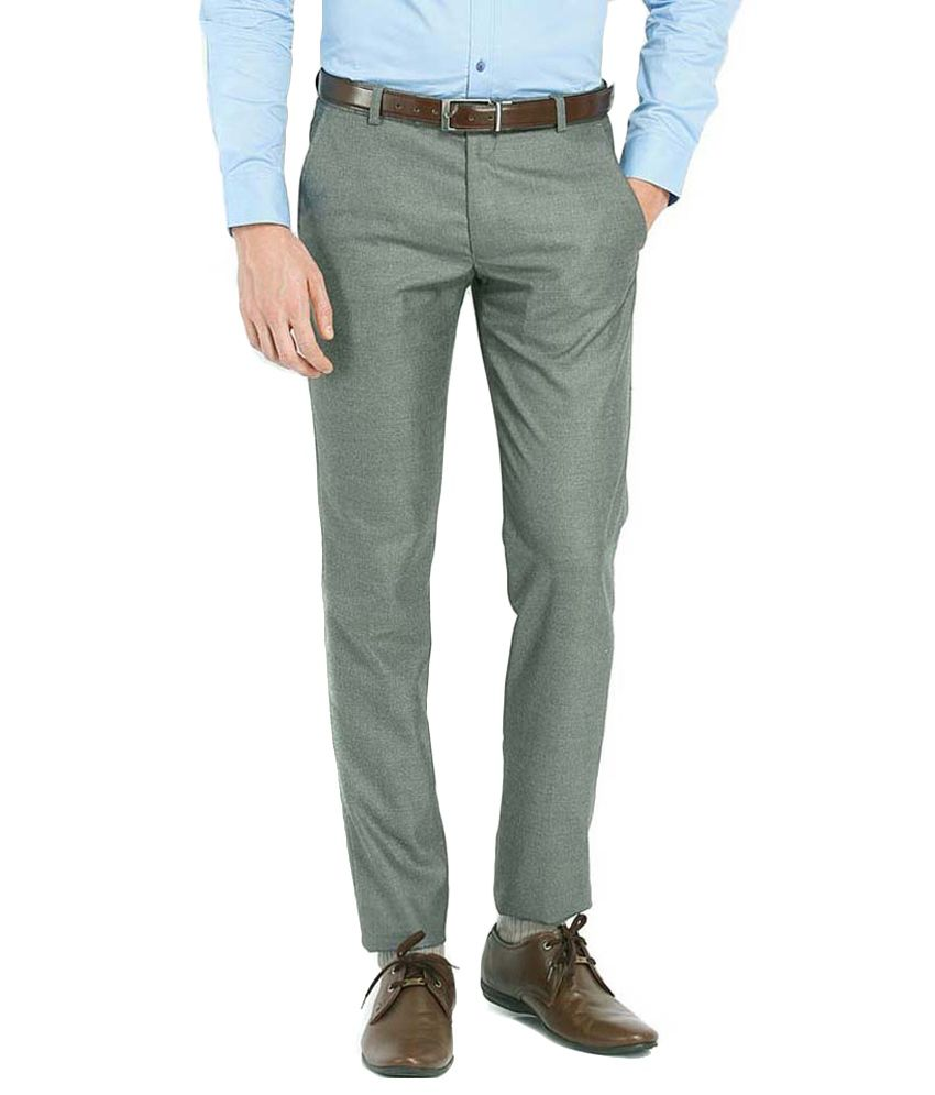 Amatuer Green Slim 30 Trousers