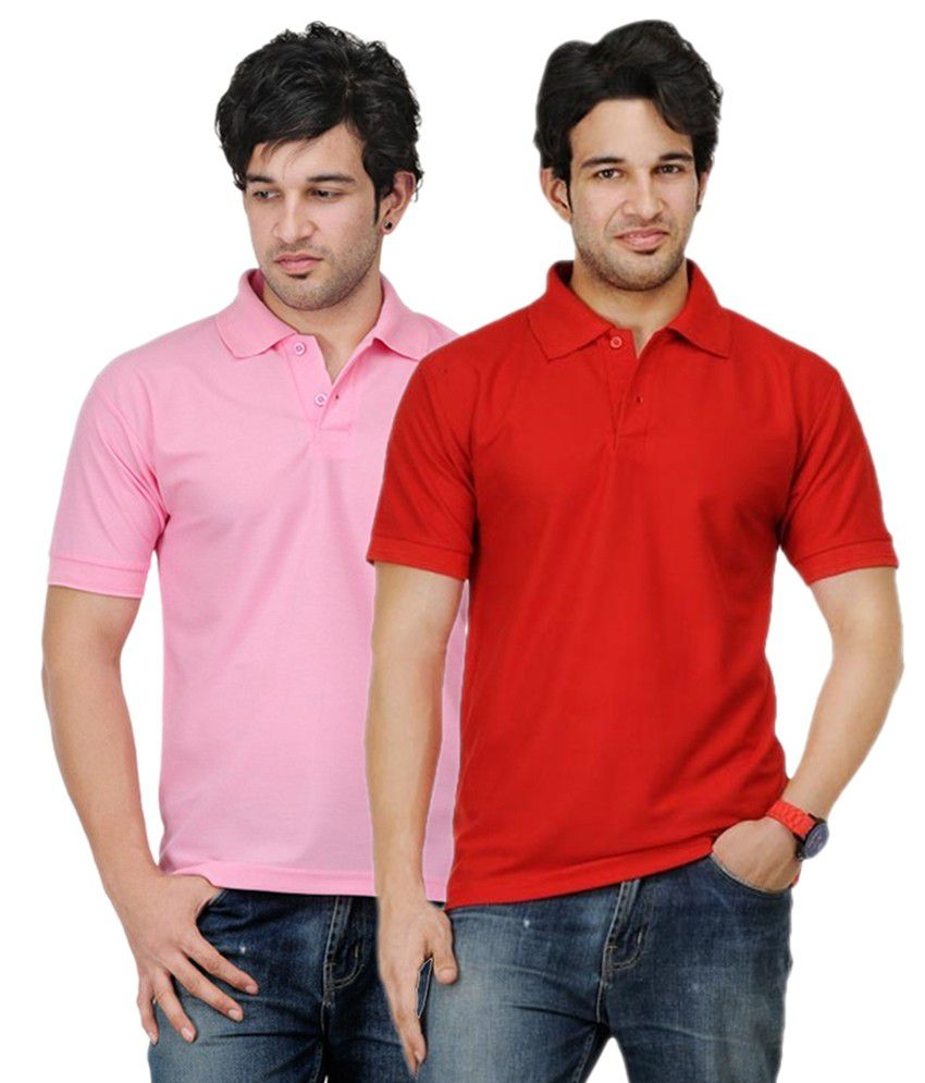 Rakshita's Collection Cotton T- Shirt (SET OF 2)