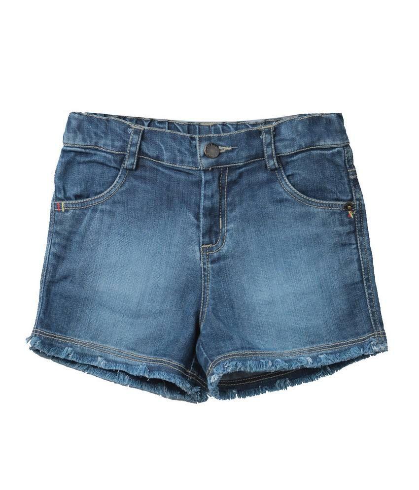 Denim Shorts Denim Blue