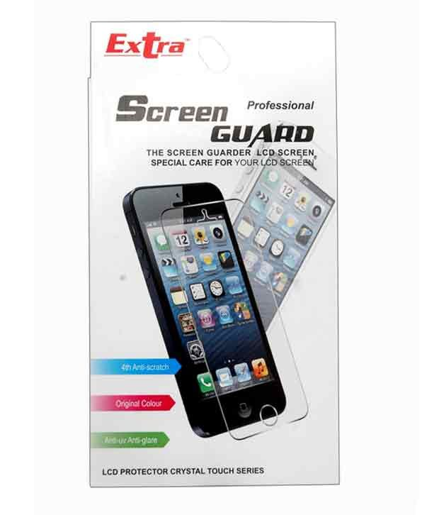 Extra Clear Screen Guard For Samsung Galaxy Star S5282