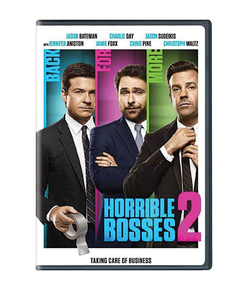 Horrible Bosses 2 Dvd Buy Online At Best Price In India