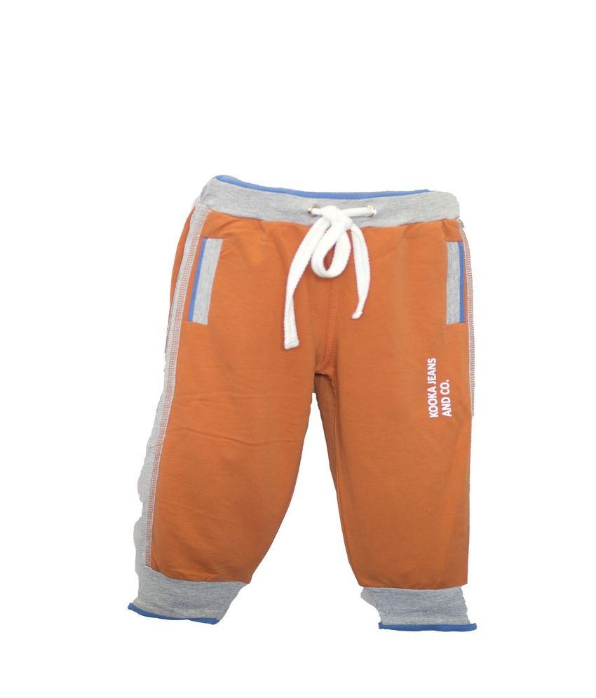 kookakids orange color lower for kids buy kookakids orange color