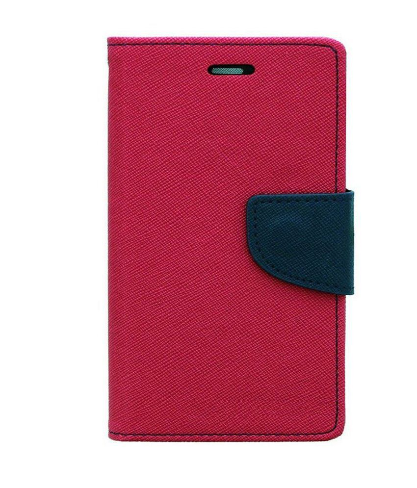 Alexis24 Flip Covers For Lg G3 Stylus D690 Pink