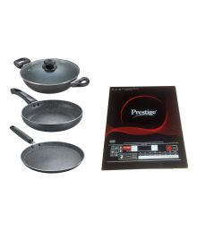 Prestige Pic 8.0 & Granite Byk Induction Cookers