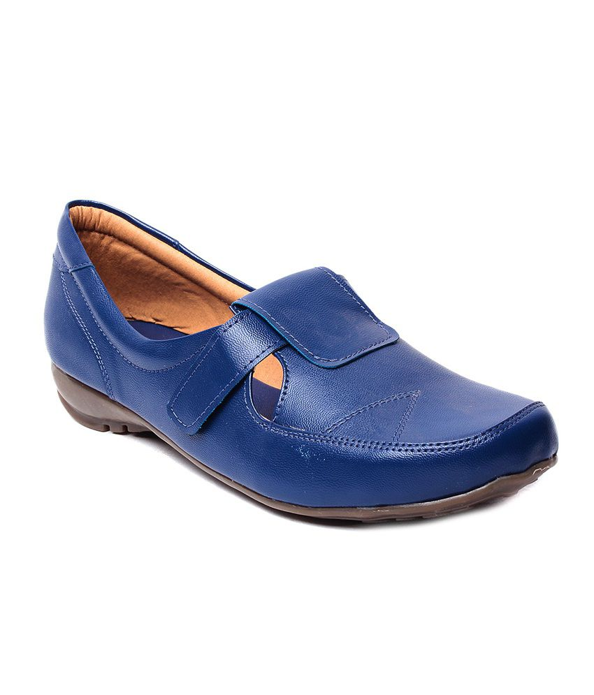 Faux Leather Shoes India