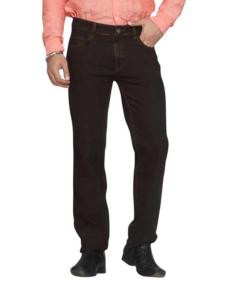 Carrie Jeans Basic Brick Jeans