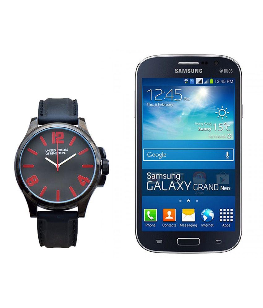 Samsung Galaxy Grand Neo - G9060 - Black